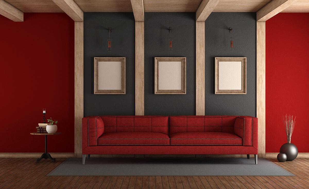 colores para pintar tu sala de estar Pinturas Klor